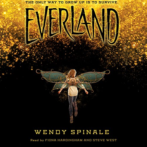 Everland audiobook cover art