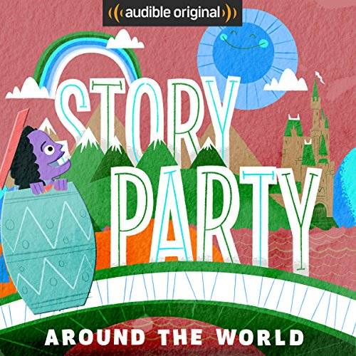 Story Party: Around the World cover art