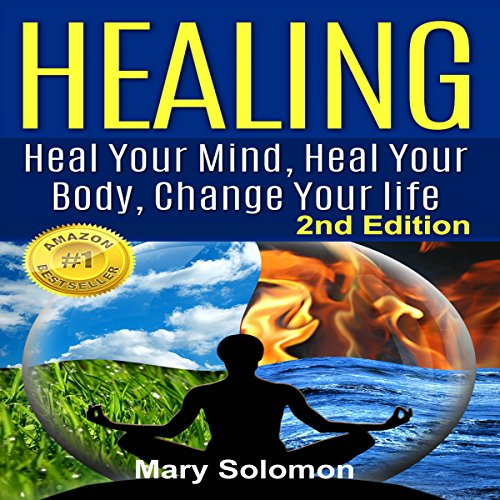 Healing audiobook cover art