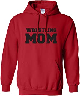 wrestling mom hoodies
