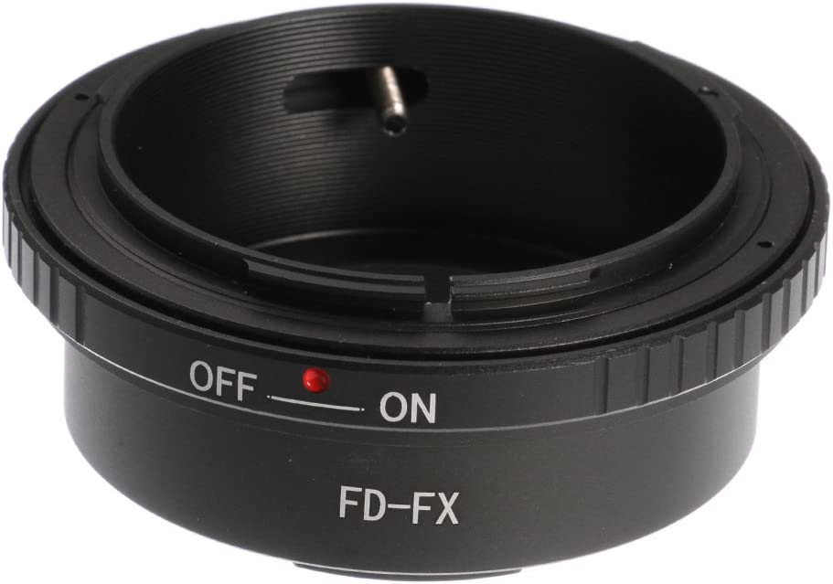 Outstanding Fotga Lens Mount Adapter FD-FX for FD Sales sale Fuj Canon FL to