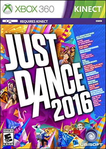 Just Dance 2016 - Xbox 360 [video game]