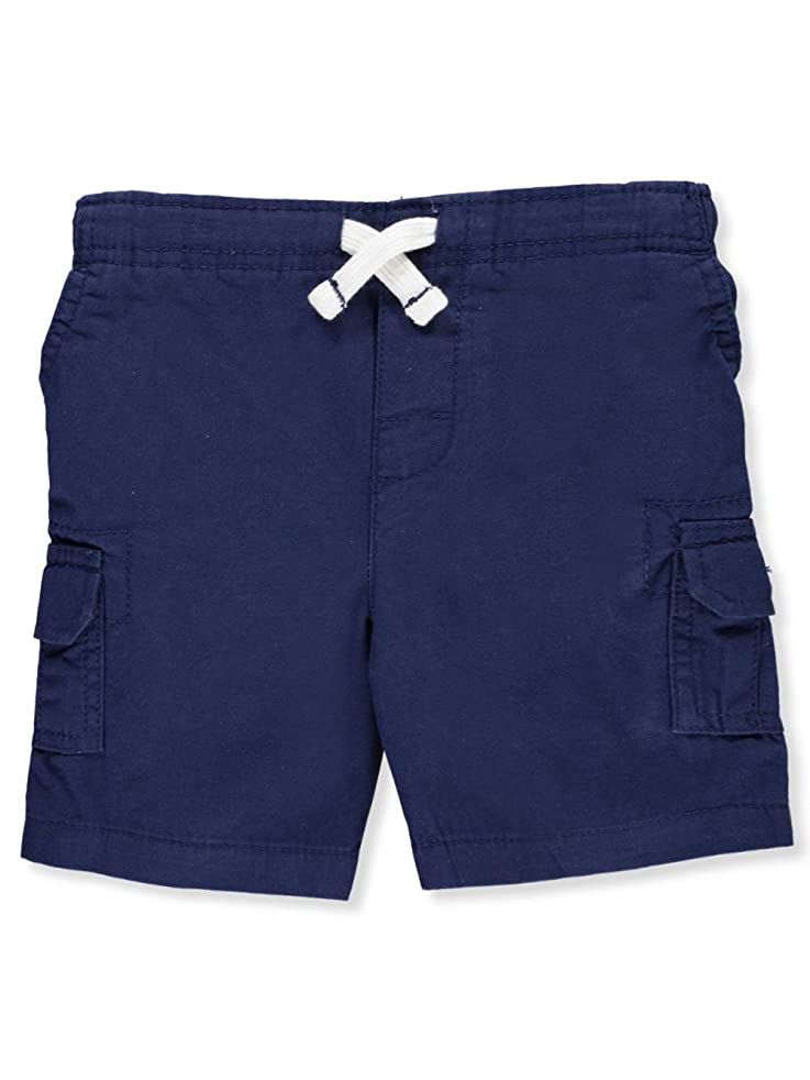 Carter's Baby Boys' Cargo Shorts - Navy, 18 Months