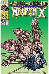 Marvel Comics Presents (1988-1995) #75 Kindle Edition