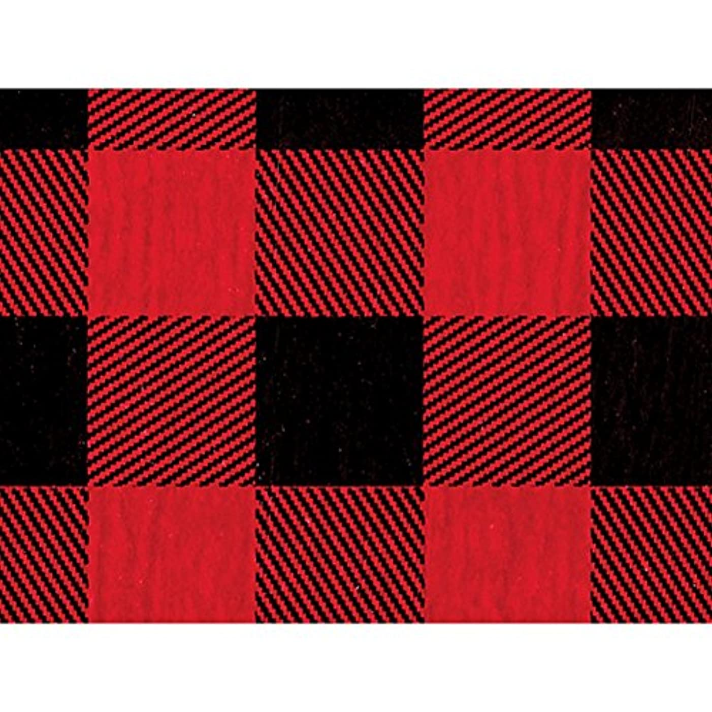 Buffalo Plaid Tissue Paper - 20in. X 30in. Sheets (36)