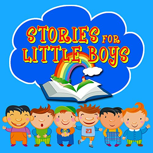 Stories for Little Boys audiobook cover art