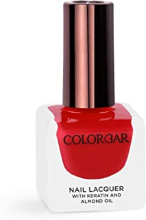 Colorbar Nail Lacquer, Red, 12 ml