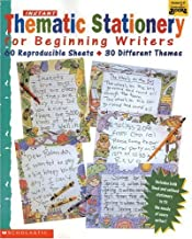 Instant Thematic Stationery for Beginning Writers (Grades K-3)