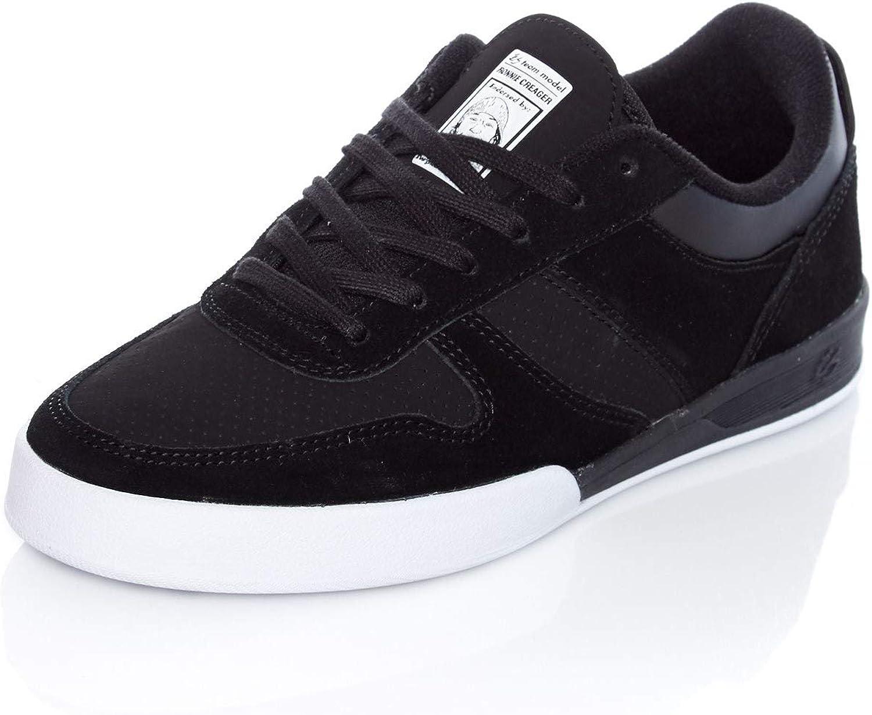 ES Footwear Contract Black Uk7