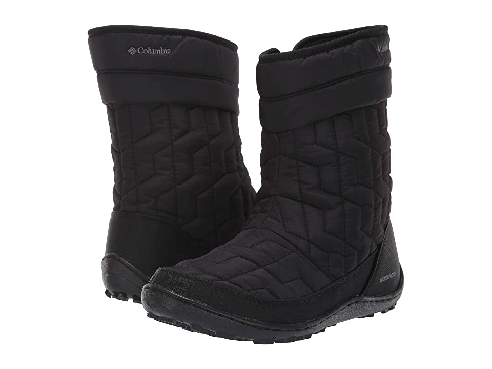 Columbia Mission Creek Slip Waterproof (Black) Women