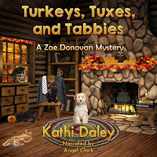 Turkeys, Tuxes, and Tabbies Audiobook By Kathi Daley cover art