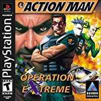 Action Man / Game