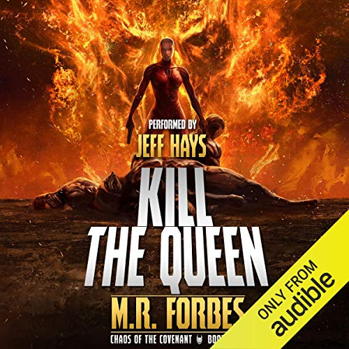 Kill the Queen! Audiobook By M. R. Forbes cover art