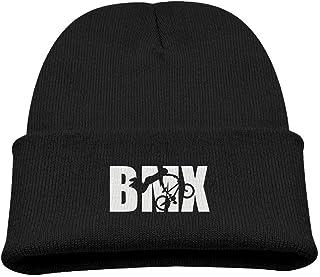 ADGoods Kids Children BMX Sports Beanie Hat Knitted Beanie Knit Beanie For Boys Girls Gorra de béisbol para niños