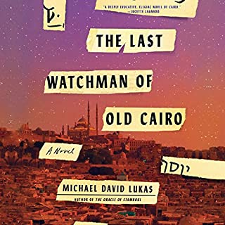 The Last Watchman of Old Cairo audiobook cover art