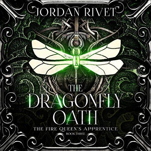 Page de couverture de The Dragonfly Oath