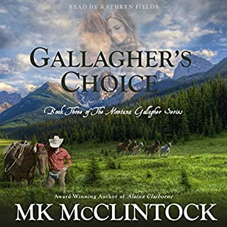 Gallagher's Choice audiobook cover art