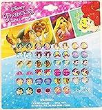 Disney Princess 24 Pairs sticker earrings...