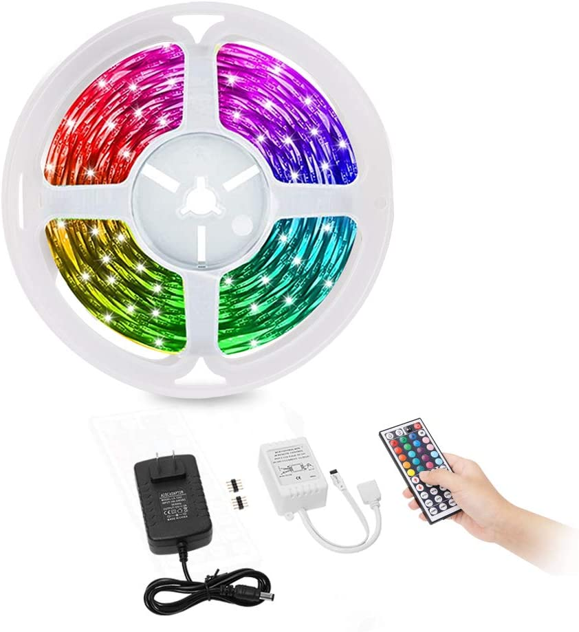 Yutop led Strip Lights 16.4 Free shipping / New ft Light RGB Changing ,5 Color Philadelphia Mall