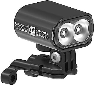 comprar comparacion Lezyne 1-led-emicr-v104a Eclairage Bicicleta Unisex, Negro/HI Gloss