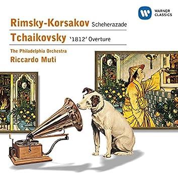 Rimsky-Korsakov: Scheherazade - Tchaikovsky: '1812' Overture
