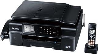 BROTHER A4インクジェットFAX複合機 PRIVIO デジタル子機1台/黒モデル MFC-J980DN-B