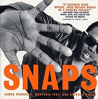 Snaps: The African American Art Of Verbal Warfare