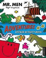 MR MEN Adventures Sticker Activity Book (Mr. Men and Little Miss Adventures)