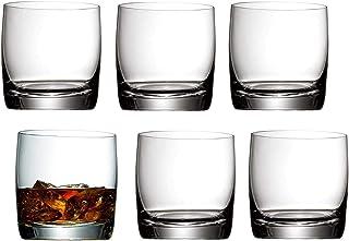 WMF Easy Plus Gin Gläser Set 6-teilig, Tumbler Glas 300 ml, Whisky Gläser, spülmaschinengeeignet, bruchsicher