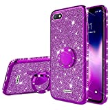 Surakey Compatible with Xiaomi Redmi 6A Case Bling