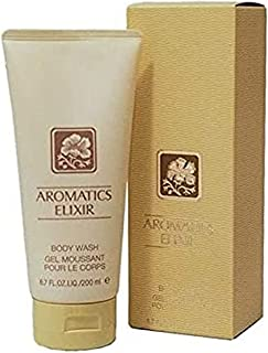 Aromatics Elixir By Clinique For Women. Shower Gel 6 oz
