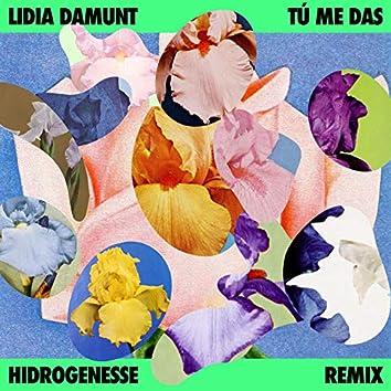 Tú Me Das (Remix)