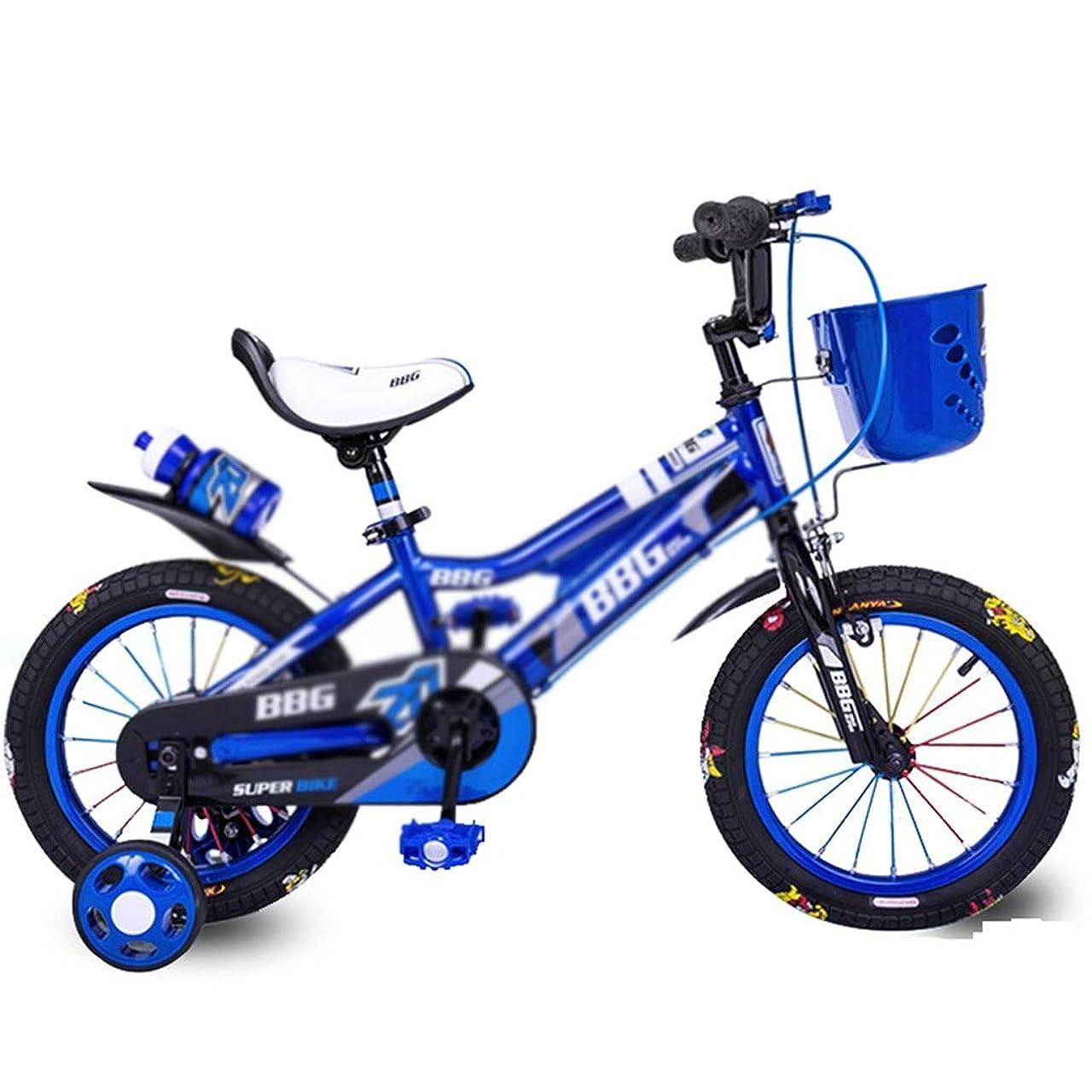 キャスト輸血涙GXH- 子供用自転車、自転車用三輪車調節可能ハンドル、16インチ4?7歳の子供