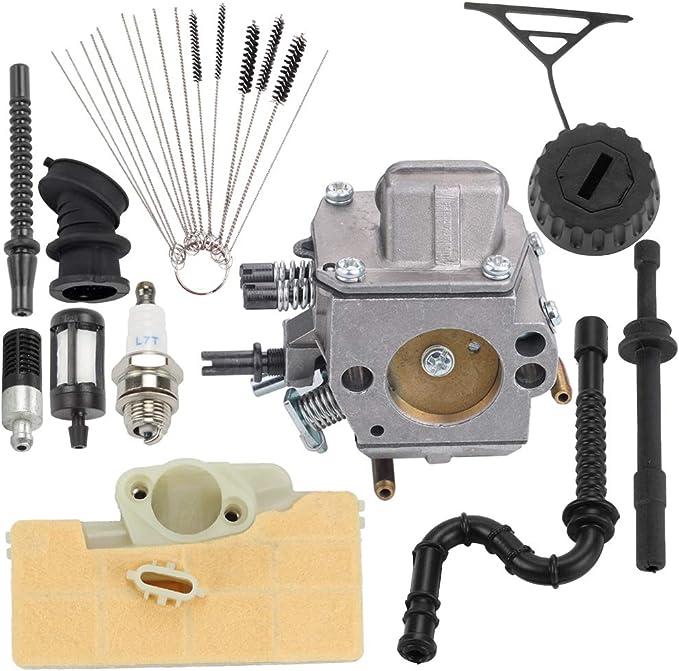 Carburetor Switch Shaft Choke Lever Rod Stihl 029 031 039 290 310 390 Chainsaws