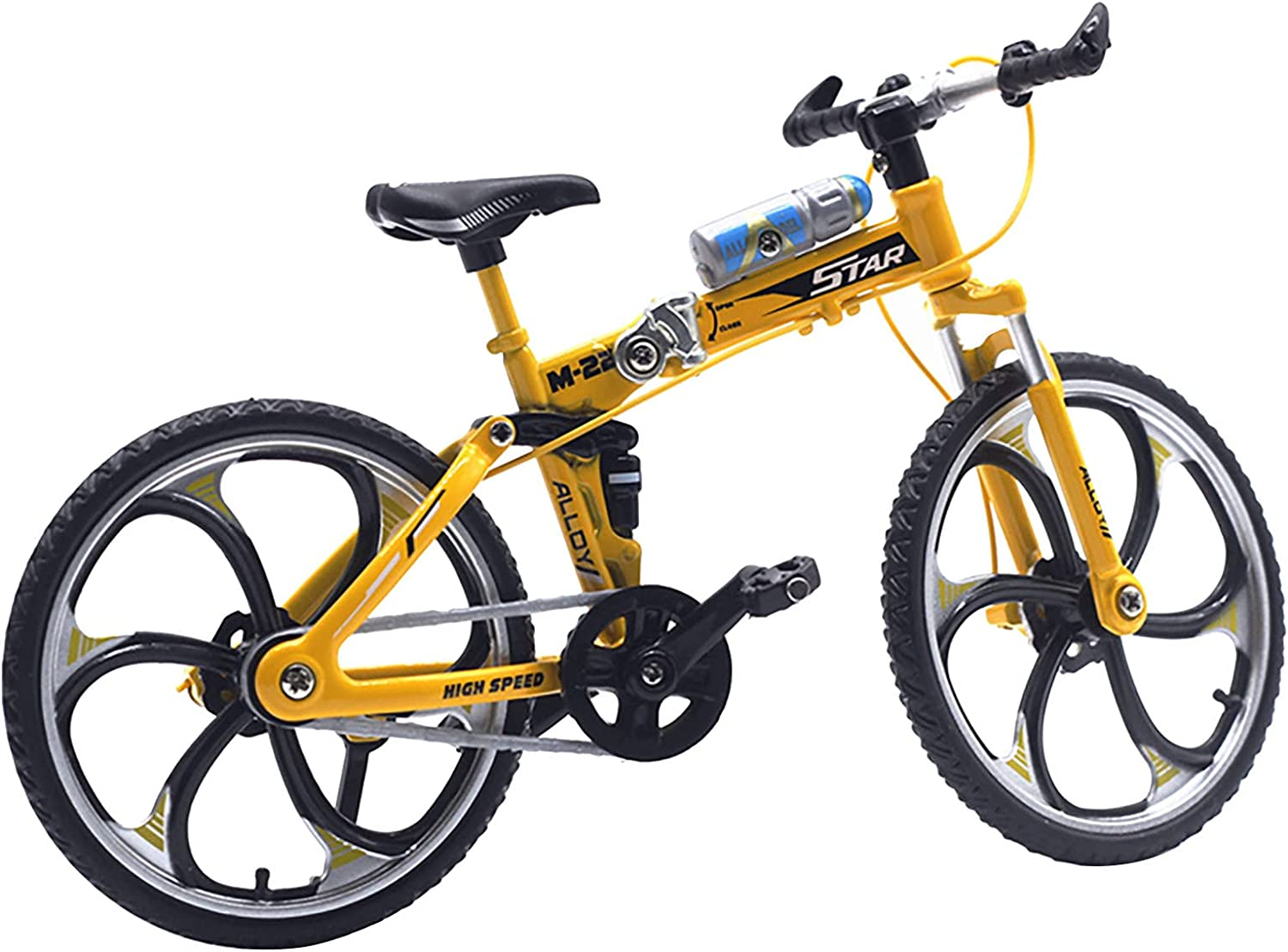 Mini Dirt San Diego Mall Bike Crafts for Home Model Bikes Metal Bicycle Max 72% OFF Toys Mo