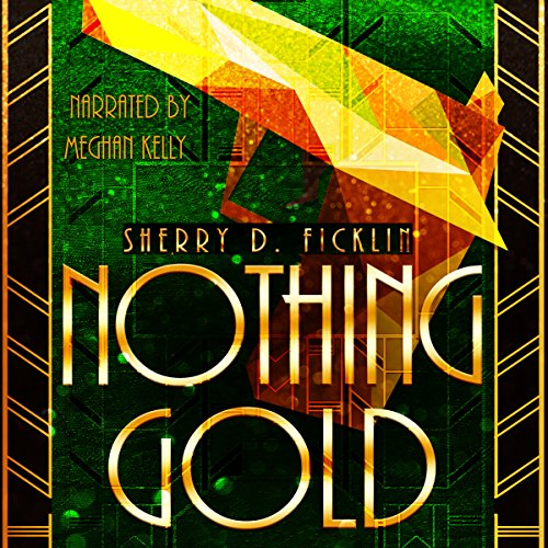 Nothing Gold audiobook cover art