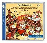 Wo der Weihnachtsmann wohnt und andere Geschichten (CD): Ungekürzte Lesung