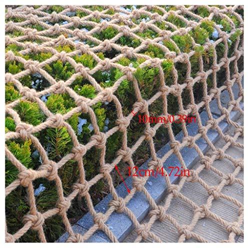 Great Deal! Child Safety Net Hemp Rope Protection Net Climbing Net Child Safety Net Stair Balcony An...
