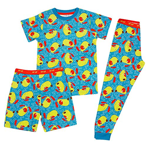 TipTop Conjunto Pijama Azul, 1