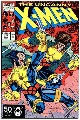 X-MEN 277, NM+, Wolverine, Claremont, Jim Lee, Gambit, Uncanny, more in store