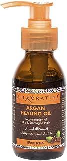 ENERGY COSMETICS Silkeratine Argan Healing Oil, 100 ml