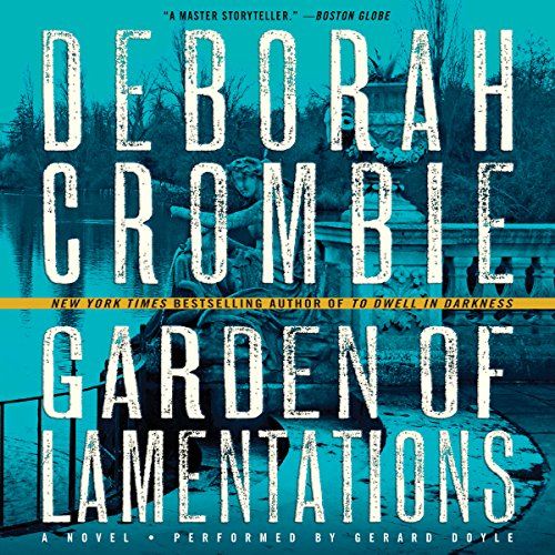 Garden of Lamentations audiobook cover art
