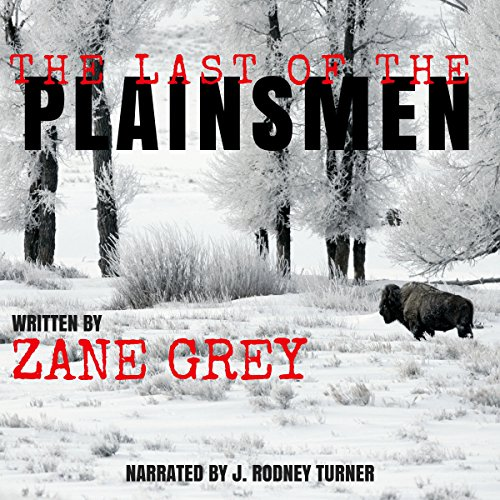 Couverture de The Last of the Plainsmen