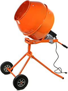 portable cement mixer lowes