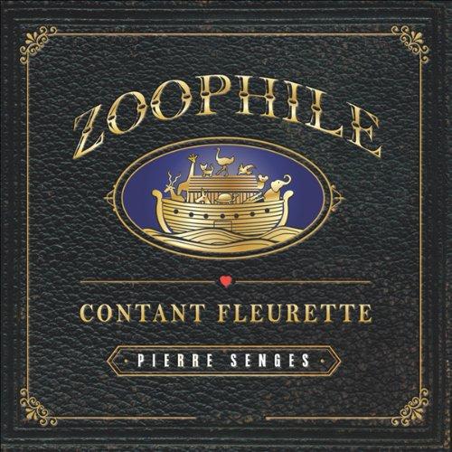 Couverture de Zoophile contant fleurette