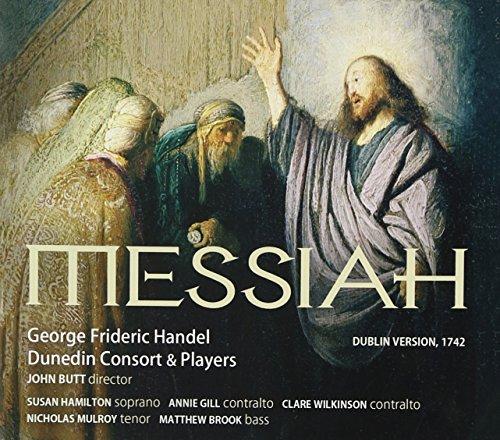 Handel: Messiah (Dublin Version, 1742)
