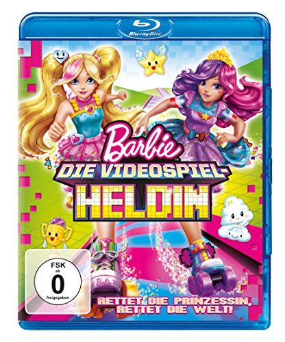 Barbie - Die Videospiel-Heldin [Blu-ray]