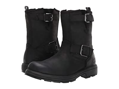 UGG Biltmore Moto Boot (Black) Men