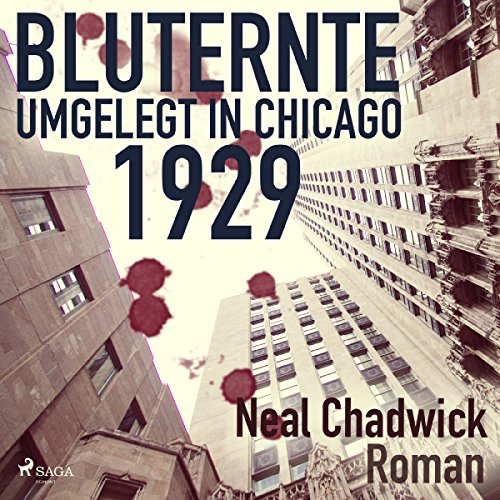 Bluternte 1929 audiobook cover art