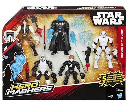 Star Wars Hero Mashers Action Figuren 15 cm Multipack 2015 Episode VI
